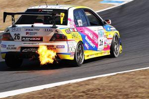 パート2: 『スーパー耐久シリーズ2009 第1戦もてぎスーパー耐久』